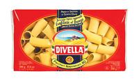 Divella dry Italian pasta Paccheri Napoletani 454gr (PACKS OF 10)
