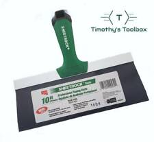 Usg Sheetrock Pro 10 Drywall Taping Knife Blue Steel With Matrix Style Handle