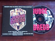 The Cure  - Dredd song -  Promo copy