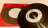"Jam Going Underground - Injection UK 7"" vinyl single record POSP113 POLYDOR"