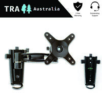 TRA Single arm LCD TV bracket with 2 mounting brackets Caravan RV Parts Jayco