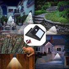 20LED Solar PIR Motion Sensor Wall Light Outdoor Waterproof Garden Lamp Fashion