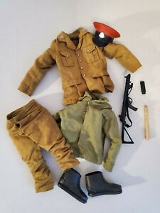 Palitoy Action Man 70er British MP Outfit, lose