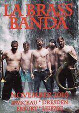 LA BRASS BANDA  - labrassbanda  - Flyer