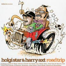Kiddaz.Fm Mix Series - Holgi Star & Harry Axt Roadtrip - 2CD NEUWARE TECHNO