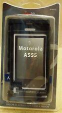 RocketFish RF-WR515 Acrylic Snap-on Case for Motorola A555 Black