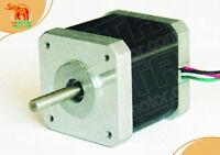 CNC Nema17 for 1.7A, 3400g.cm, 40mm length, 4-Lead 2 phase Wantai Stepper Motor