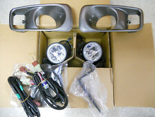 1999-2000 Genuine Honda Civic Raybrig Fog Light Lamp Kit JDM New 08V31-S01-103
