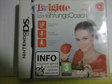 Nintendo DS-Spiel  - Brigitte  ErnährungsCoach