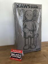 Kaws Share Open Edition Brown Figure China Edition