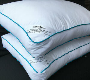 Tilli Textiles Orthopaedic Box Pillow Pair Firm Support