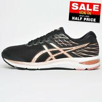 Asics Gel Cumulus 21 Men's High Performance Running Shoes Gym Trainers Black