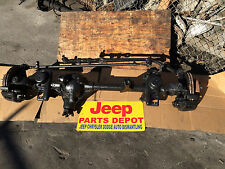 1997-2006 JEEP WRANGLER TJ OEM FRONT DIFFERENTIAL ASSY COMPLETE AXLE DANA 30 307