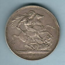 Great Britain. 1890 Crown.. VF