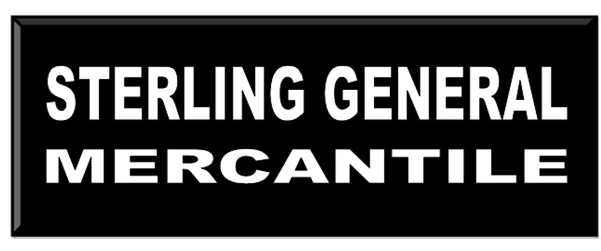 Sterling General Mercantile