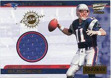 Drew Bledsoe 2000 Pacific Revolution Game-Worn Jersey 100/645 Patriots