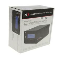 NewerTechnology Guardian MAXimus Mini RAID 1 2TB (2x 1TB) External Hard Drive En