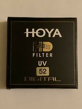 MULTICOATED ANTIRIFLESSO SERIES 1 PROFESSIONAL FILTRO ULTRAVIOLETTO UV MC 52 mm