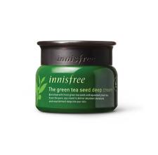 [Innisfree] The Green Tea Seed Deep Cream 50ml / Korea Cosmetic