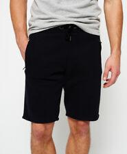 Superdry Black Shorts Mens Orange Label Urban Slim Fit Size S