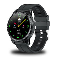 BT-Connect Smart Watch IP67 Heart Rate Monitor Tracker Fitness for iOS Android