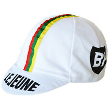 LE JEUNE RETRO CYCLING BIKE CAP - Vintage - Fixed Gear - Made in Italy