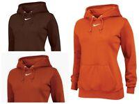 Nike Women's Team Club Fleece Hoody Hoodie Sweatshirt Jacket 598575 New NWT
