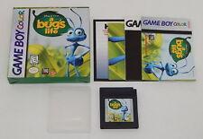 Nintendo Game Boy Color Box - A BUG'S LIFE Disney Pixar  CIB R6753