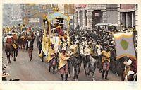New Orleans LA~Rex on Camp Street~Machine Toole~Mardi Gras~1907 Detroit Pub Co