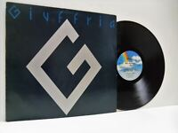 GIUFFRIA self titled LP EX/VG, MCL 1844, vinyl, album, hard rock, arena rock, uk