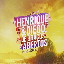 Henrique & Diego - De Bracos Abertos Ao Vivo [New CD] Brazil - Import