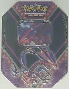 Pokemon-Endynalos-V-Tin Box 87 Neu&OVP