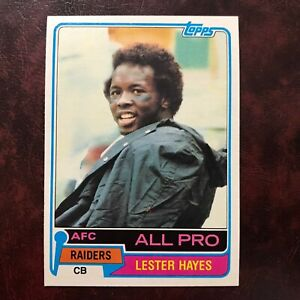 lester hayes jersey sale