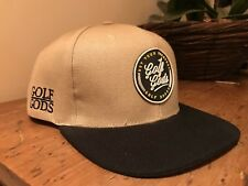 """Golf dioses'S Beige/Negro Gorra Cool Gorra De Béisbol Sombrero vendedor del Reino Unido"