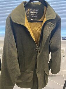 Barbour Loden Check Jacket