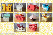 CRAFT ROBO/SILHOUETTE Play Box templates CD128 by cocopopart