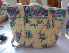 vera bradley Petite Paddy bag in retired Hope pattern #1