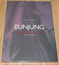 T-ARA What's my name? EP EUNJUNG Ver. K-POP CD + PHOTOCARD + POSTER IN TUBE CASE