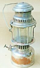 GISCO 575 No.Petromax kerosene pressure lamp light H. E.Giesch MARKED ORIGINAL
