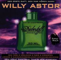 Willy Astor Diebestoff (compilation, 1995) [CD]