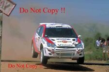 Colin McRae Ford Focus WRC Winner Safari Rally 1999 Photograph