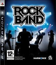 Rock Band (Sony PlayStation 3, 2007)