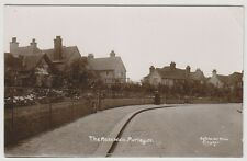 London/Surrey postcard - The Rose Walk, Purley - RP - P/U 1912