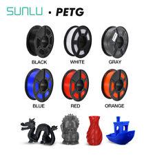 SUNLU PETG 3D Filament High Strenght Combination Pack 2Rolls/Set Multicolor