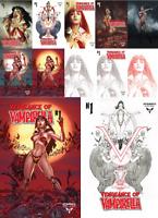 Vengeance of Vampirella #1 A-E + 1:10 1:11 1:15 1:20 1:21 1:25 1:30 Dynamite