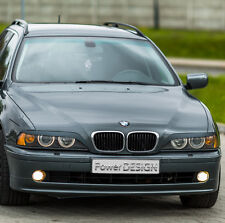 Eyebrows for BMW 5 E39 1995-2003 headlight eyelids lids ABS Plastic