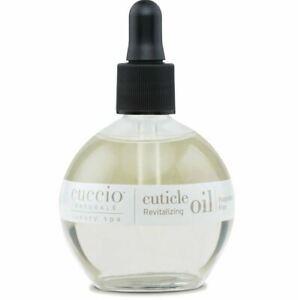 Cuccio - NATURALE Manicure - Fragrance Free Cuticle Revitalizing Oil, 2.5FLOZ