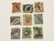 old stamps  LIBERIA    x  9