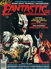 Fantastic Films Issue #36 Nov 1983 Krull Cujo Twilight Zone *NM/M*