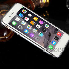 """Ultra thin Aluminum Metal Bumper Frame Case Cover For iPhone 6S 4.7"""" 6S Plus"""